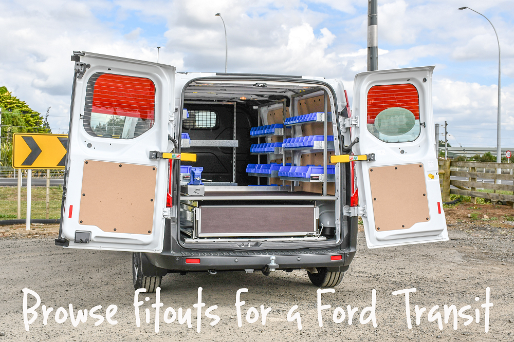 Ford Transit Fitouts