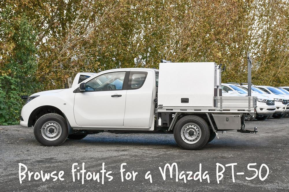 Mazda BT-50 Fitouts