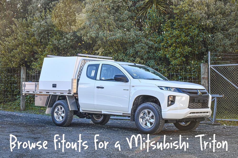 Mitsubishi Triton Fitouts