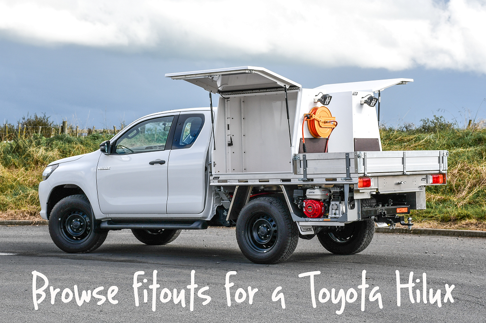 Toyota Hilux Fitouts